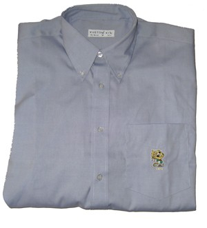 Droglites Long Sleeve Oxford Shirt DR09
