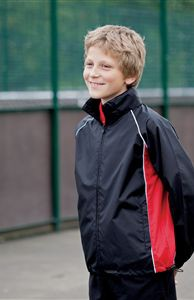 Oundle Hockey Club Junior Lightweight Showerproof Training Jacket OHC15