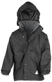 Oundle Hockey Club Junior Reversible Waterproof Jacket OHC14