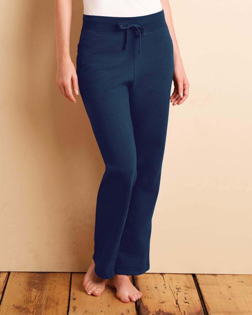 Ladies' Heavy Blend Open Bottom Sweatpant