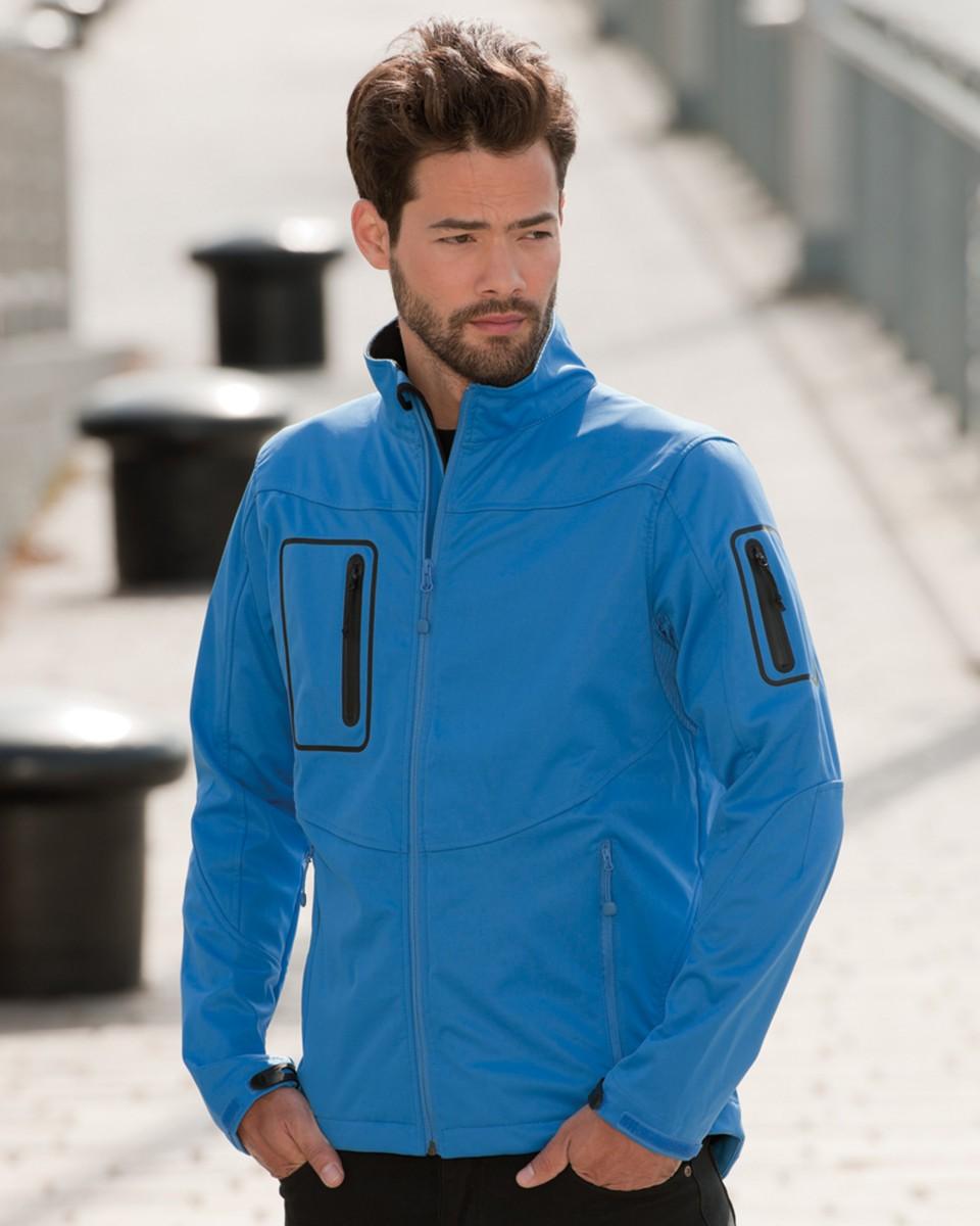 Russell Mens Sport Shell 5000 Jacket