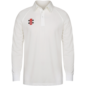 Rothley Park CC Long Sleeve Senior Playing Shirt RCC03