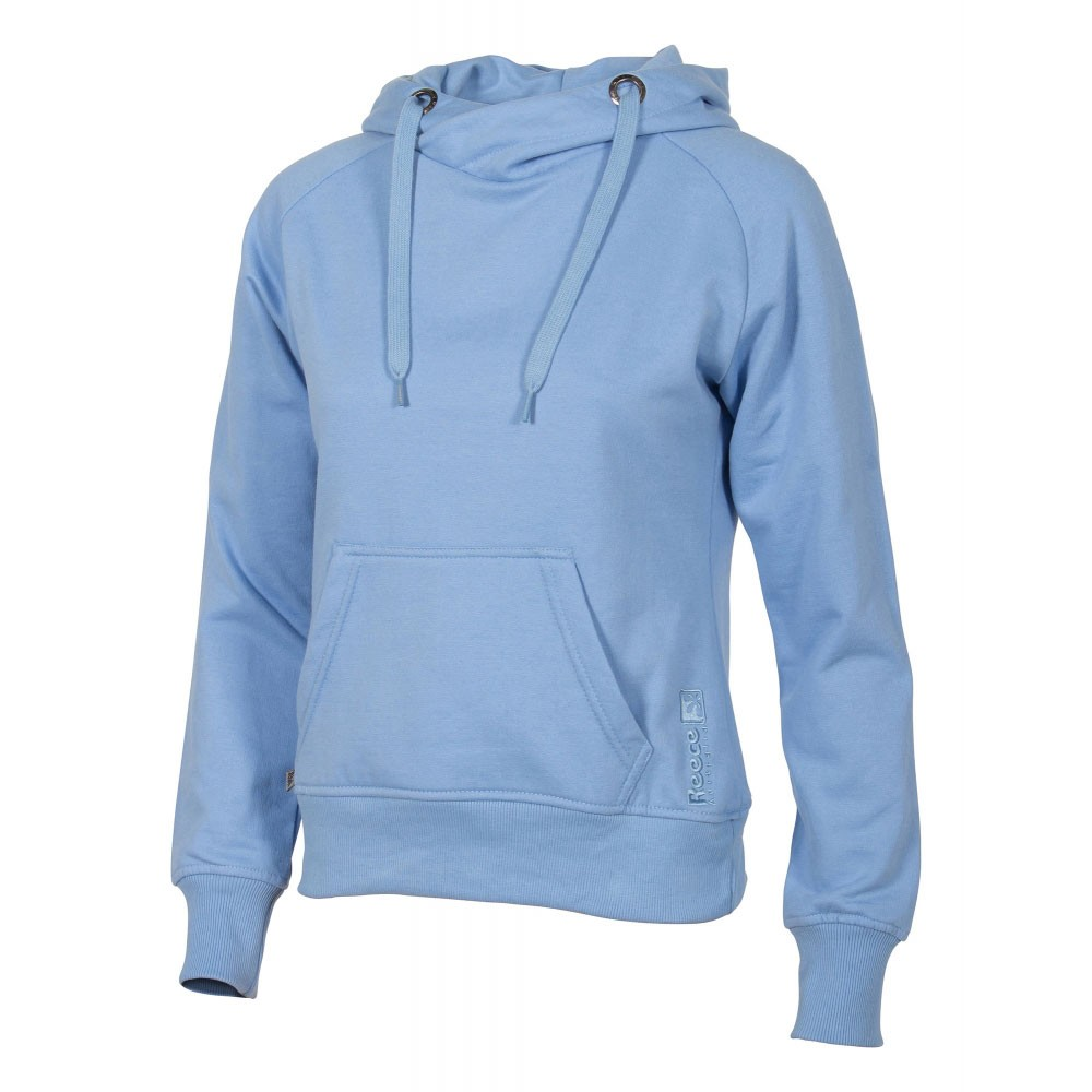 Reece Ladies Hooded Sweatshirt