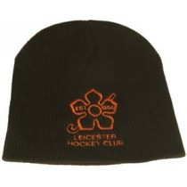 Leicester Ladies Hockey Club Hat Black LHC09