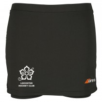 Leicester Hockey Club Senior Skort Black LHC01