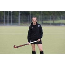 Leicester Ladies Hockey Club Hooded Top Black LHC04