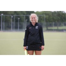 Leicester Ladies Hockey Club Training Jacket Black LHC07