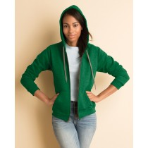 Ladies' Heavy Blend Vintage Full Zip Hooded Sweatshirt