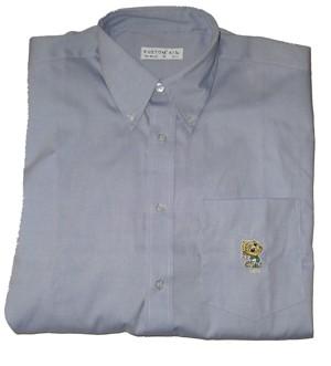 Droglites Long Sleeve Oxford Shirt DR09