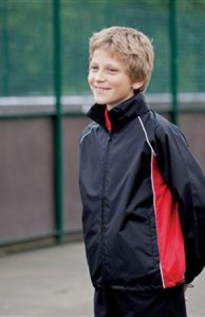 Oundle Hockey Club Junior Lightweight Showerproof Training Jacket OHC15