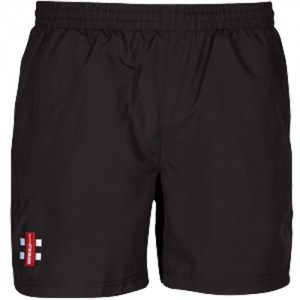 Rothley Park CC GN Storm Shorts Black RCC20